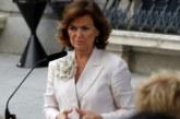 El PSOE se reunirá pronto con el PNV para la investidura, según Calvo