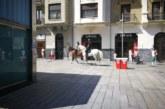 Policía Nacional desplegará patrullas a caballo también en fiestas de Tudela