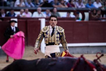 Javier Castaño, premio a la mejor estocada de la feria de San Fermín