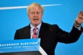 Johnson, el favorito en la fase final para el liderazgo «tory» y el Gobierno