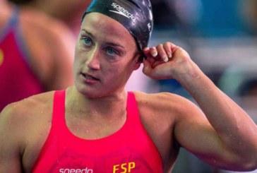 Mireia Belmonte participará en la final de 1.500 metros libre
