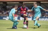 Osasuna se impone 3-0 al Promesas en el primer partido de pretemporada