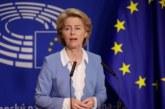 Von der Leyen se juega en la Eurocámara su presidencia de la Comisión Europea