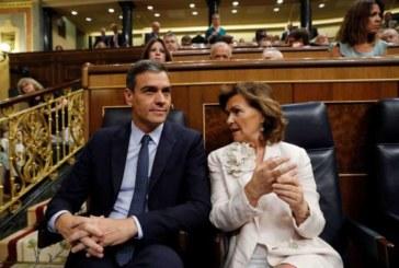Un sondeo de La Razón determina que el PSOE sigue liderando la intención de voto