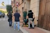 Detenidos en La Rioja dos atracadores en el momento de asaltar una sucursal bancaria