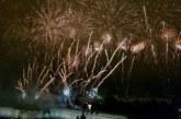Empate en el XX Concurso Internacional de Fuegos Artificiales de San Fermín