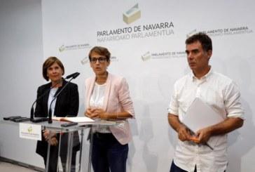Iglesias ve en Navarra un ejemplo para un acuerdo a nivel nacional
