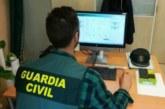 Detenida una murciana por estafar a una persona de Corella más de 6.000 euros a través de Internet