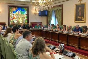 Todos los grupos, menos Bildu, acuerdan subir los sueldos de los concejales de Pamplona