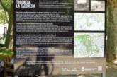 Los parques de Media Luna, Taconera, Ciudadela – Vuelta del Castillo y Yamaguchi estrenan señales interpretativas