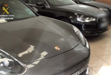 Detenidas 42 personas por vender vehículos de alta gama robados en países de la Unión Europea