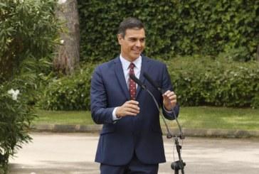 Sánchez no tira la toalla con Podemos pero ve «recíproca la desconfianza»