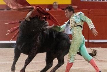 El Fandi protagoniza la vuelta triunfal de los toros a Palma