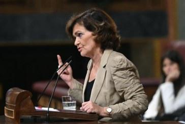 Calvo: Iglesias ha cerrado el paso a un Gobierno socialista por cuarta vez