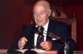 Fallece Faustino Menéndez Pidal, premio Príncipe de Viana de la Cultura 2011