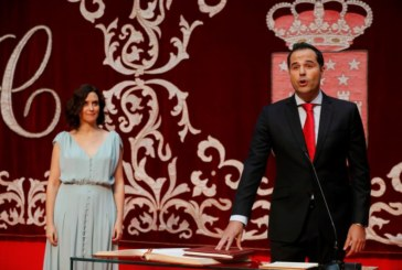 Los consejeros del Gobierno de Díaz Ayuso toman posesión de sus cargos