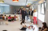 Maya anuncia un cambio de modelo en Educación Infantil: «Hay demasiada oferta en euskera»