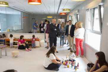 Maya anuncia un cambio de modelo en Escuelas Infantiles: «Hay demasiada oferta en euskera»
