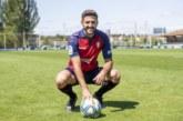 """Raúl Navas se muestra """"contento y orgulloso"""" de llegar a Osasuna"""