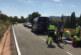 Un ciclista, herido grave al caerse en Azuelo