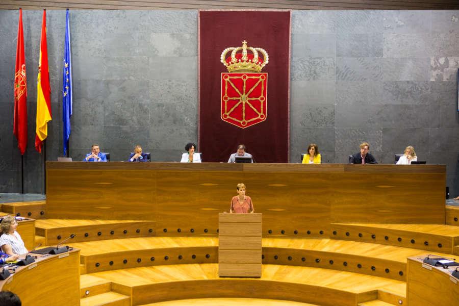 Chivite evita invitar a los Reyes al Premio Príncipe de Viana