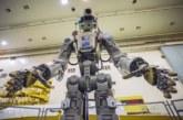 Rusia lanza la nave Soyuz rumbo a la EEI con un androide a bordo
