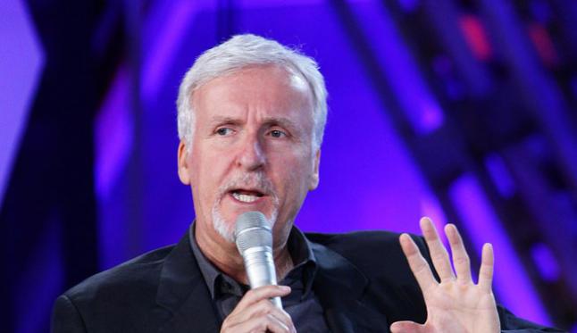 James Cameron llega a la edad de jubilación con 5 taquillazos por estrenar