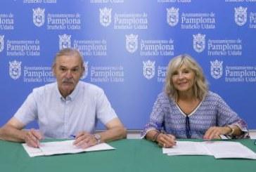 Pamplona subvenciona con 40.000 euros al Banco de Alimentos en 2019