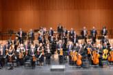 La Orquesta Sinfónica de Navarra graba la banda sonora de 'Ofrenda a la tormenta' en Baluarte