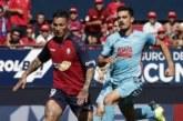 0-0. Osasuna y Eibar se reparten los puntos en un duelo de brega y físico