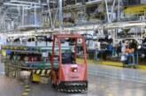 La entrada de pedidos de la industria cae un 4,5 % en agosto, el mayor descenso en tres años