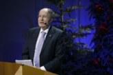 El premio Nobel de Química Gregory Winter anima a los científicos a emprender