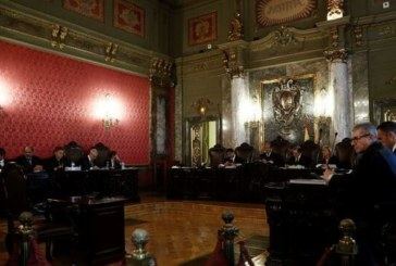 El fiscal pide mantener las condenas a los agresores de Alsasua porque fue «un ataque ideológico»