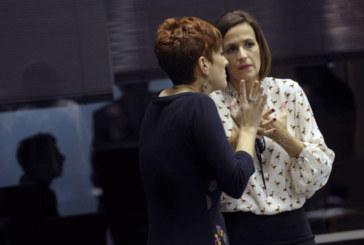 María Chivite ofrece a los grupos políticos «diálogo y mano tendida»