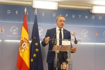 Esparza (UPN) censura que Sánchez rechace la oferta de Cs: «Vuelve a optar por Bildu»