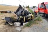 Fallece una vecina de Huarte de 75 años en un accidente de tráfico en Olza