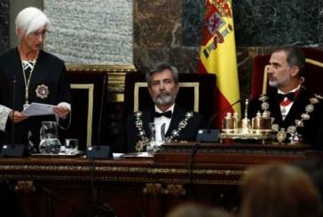 El Poder Judicial pide acatar y respetar la inminente sentencia del proceso separatista