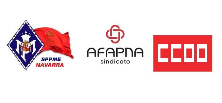 AFAPNA, CCOO y SPPME Navarra piden que no se reactive la unidad de bicicleta en Policía Municipal de Pamplona