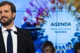 Casado advierte a Cs que no unir el voto será «letal» para España