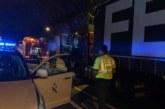 El incendio de un camión corta el túnel de Belate durante más de tres horas