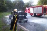 Se incendian un camión frigorífico en Tudela y un vehículo en Mezquíriz