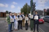 Pasos de peatones con semáforo de Pamplona tendrán pictogramas para autismo