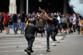 Uno de los heridos en las protestas de El Prat por la sentencia del proceso pierde un ojo