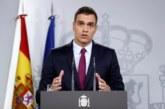 Sánchez aboga por actuar con «moderación» y «firmeza» en Cataluña