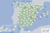 El tiempo en España para hoy martes