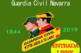AGENDA: 12 y 13 de octubre, en Ciudadela de Pamplona, exposición Guardia Civil