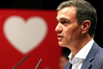 10N: Sánchez dice que si hay crisis el reparto de la carga será justo, no como con el PP