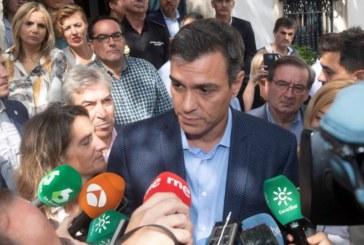 Sánchez sobre la agresión a una periodista: Nadie se tiene que ir de Cataluña