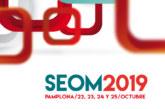 AGENDA: 22 al 25 de octubre, en Baluarte, Sociedad Española de Oncología Médica-SEOM2019