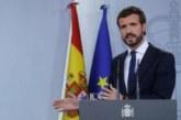 El PP tenderá la mano a Pedro Sánchez si rompe con Pablo Iglesias